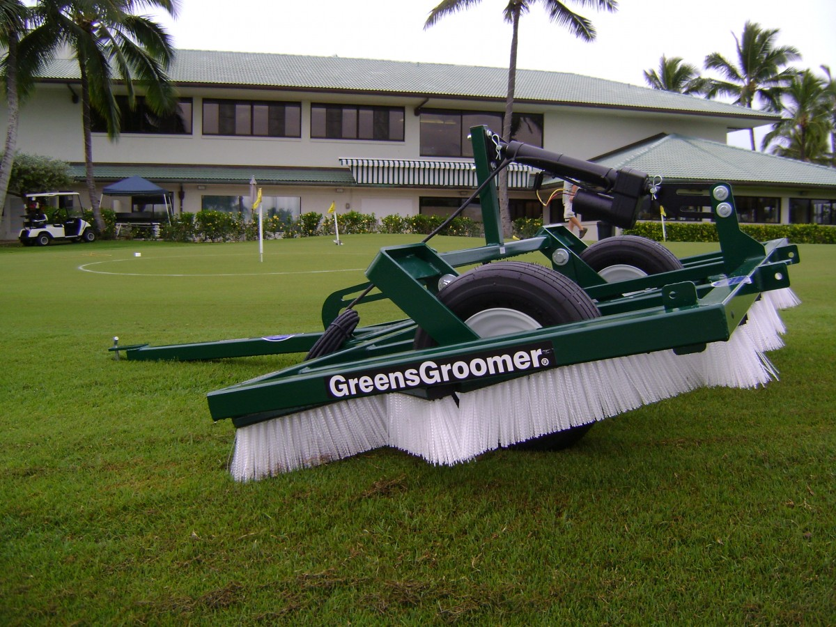 Tow Behind Brushes Amp Artificial Turf Maintenance Equipment